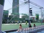 アディダス フットボールパーク渋谷